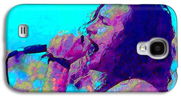 Eddie Vedder Galaxy S4 Case by John Travisano