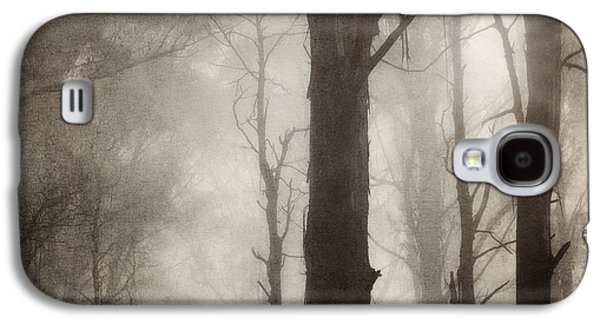 Fog Photographs Galaxy S4 Cases - Edge of Eternity Galaxy S4 Case by Amy Weiss