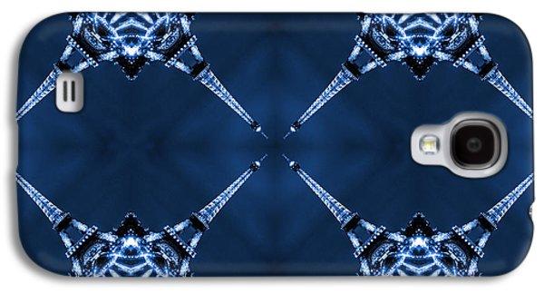 Eiffel Art 2 Galaxy S4 Case by Mike McGlothlen