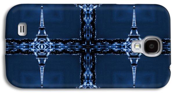 Eiffelart 28 Galaxy S4 Case by Mike McGlothlen