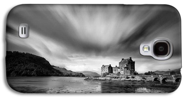 Castle Photographs Galaxy S4 Cases - Eilean Donan Castle 1 Galaxy S4 Case by Dave Bowman