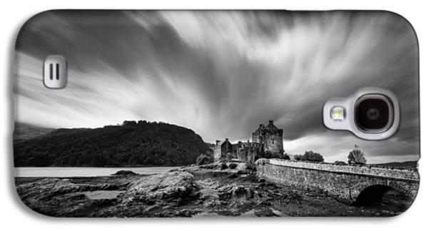 Castle Photographs Galaxy S4 Cases - Eilean Donan Castle 2 Galaxy S4 Case by Dave Bowman