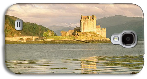 Reconstruction Galaxy S4 Cases - Eilean Donan Castle Highlands Scotland Galaxy S4 Case by Panoramic Images