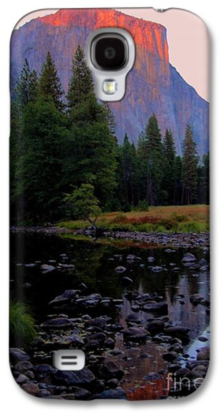 Struckle Galaxy S4 Cases - EL Capatain Galaxy S4 Case by Kathleen Struckle