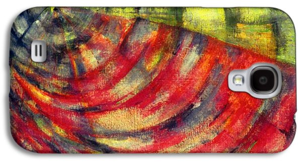 Abstract Digital Drawings Galaxy S4 Cases - Electron Galaxy S4 Case by The Door Project