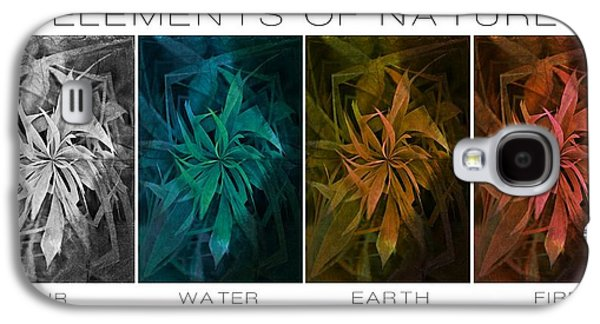 Elements Of Nature Galaxy S4 Case by Marianna Mills