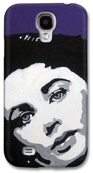 Painter Photo Mixed Media Galaxy S4 Cases - Elizabeth Taylor Galaxy S4 Case by Venus