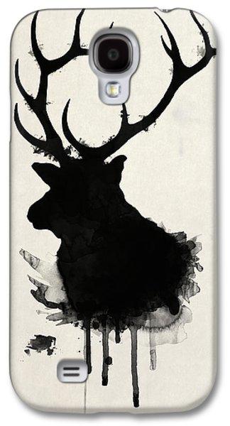 Hunters Galaxy S4 Cases - Elk Galaxy S4 Case by Nicklas Gustafsson