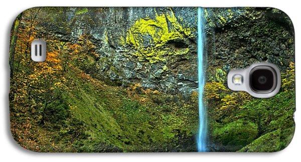 Elowah Falls Galaxy S4 Case by Adam Jewell