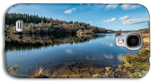 Waterscape Digital Galaxy S4 Cases - Elsi Reservoir Galaxy S4 Case by Adrian Evans