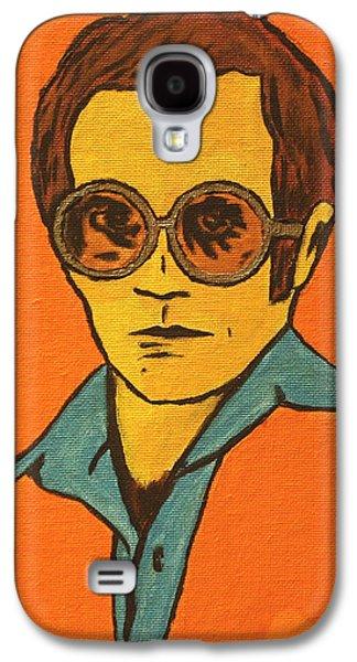 Elton John Galaxy S4 Cases - Elton John Galaxy S4 Case by John Hooser