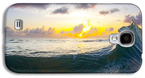 Surrealism Photographs Galaxy S4 Cases - Emerald Rogue Galaxy S4 Case by Sean Davey