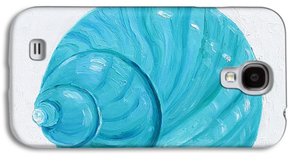 Emerald Shell Galaxy S4 Case by Jan Matson