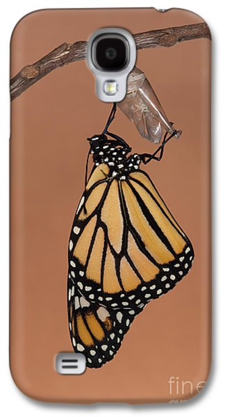 Cocoon Galaxy S4 Cases - Emergence II Galaxy S4 Case by Clarence Holmes