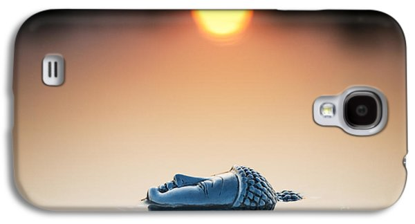 Spirituality Galaxy S4 Cases - Emerging Buddha Galaxy S4 Case by Tim Gainey