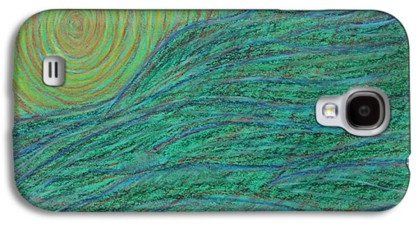 Spiritual Pastels Galaxy S4 Cases - Emerging Energy #2 Galaxy S4 Case by Jamie Rogers