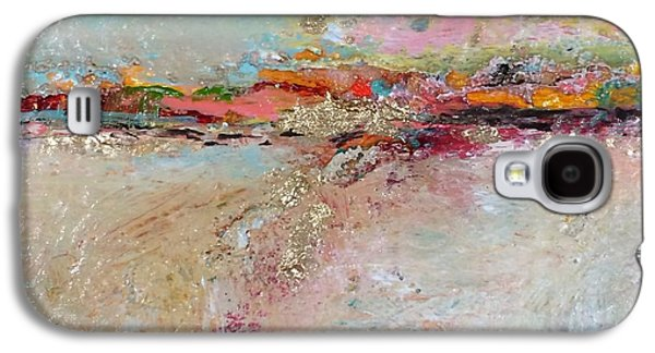 Charlotte Mixed Media Galaxy S4 Cases - Emerging Series 4 Galaxy S4 Case by Charlotte Renee Davis