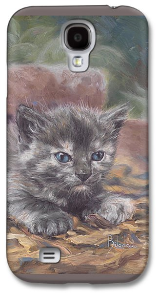 Domestic Galaxy S4 Cases - Emily Galaxy S4 Case by Lucie Bilodeau