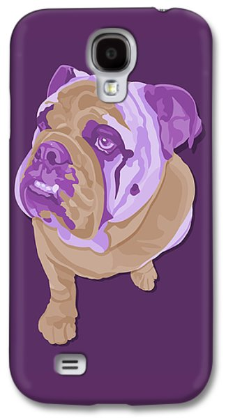 Recently Sold -  - Abstract Digital Digital Galaxy S4 Cases - Emma Galaxy S4 Case by John Berndt