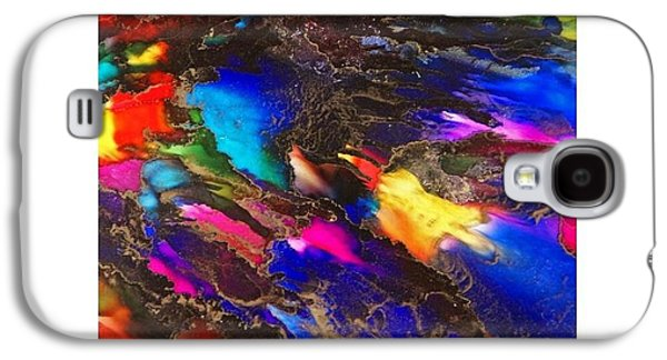 Dust Glass Galaxy S4 Cases - Emotional Catharisis Galaxy S4 Case by Belle-Lyssa  Crawford