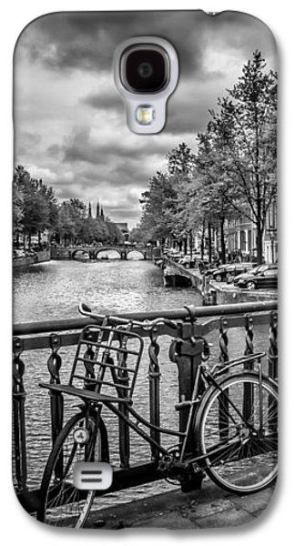 Emperor's Canal Amsterdam Galaxy S4 Case by Melanie Viola