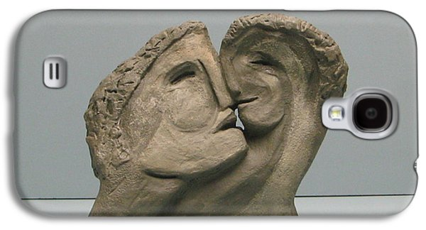 Original Sculptures Galaxy S4 Cases - Empty nest is the other side of Family Galaxy S4 Case by Nili Tochner