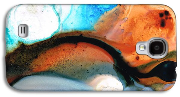 Enchanted Earth Galaxy S4 Case by Sharon Cummings