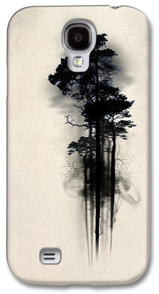 Mist Galaxy S4 Cases - Enchanted forest Case Galaxy S4 Case by Nicklas Gustafsson