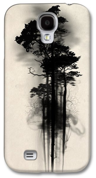 Mist Galaxy S4 Cases - Enchanted forest Galaxy S4 Case by Nicklas Gustafsson