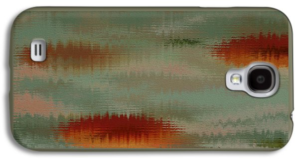 Ben Gertsberg Digital Art Galaxy S4 Cases - End Of Summer Galaxy S4 Case by Ben and Raisa Gertsberg