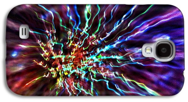Energy Photographs Galaxy S4 Cases - Energy 2 - Abstract Galaxy S4 Case by Marianna Mills