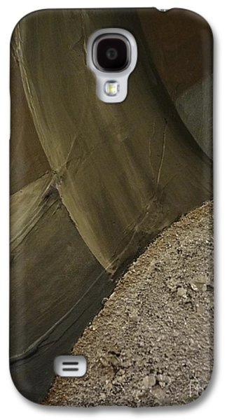 Etc. Paintings Galaxy S4 Cases - Energy Release ll Galaxy S4 Case by Ems Colon