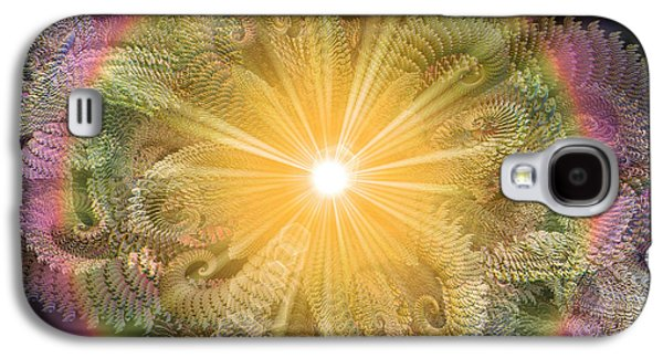Abstract Movement Galaxy S4 Cases - Engaging Galaxy S4 Case by Michael Durst