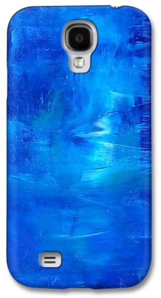 Nature Abstract Galaxy S4 Cases - Enigma  Galaxy S4 Case by Tanya Lozano-tul