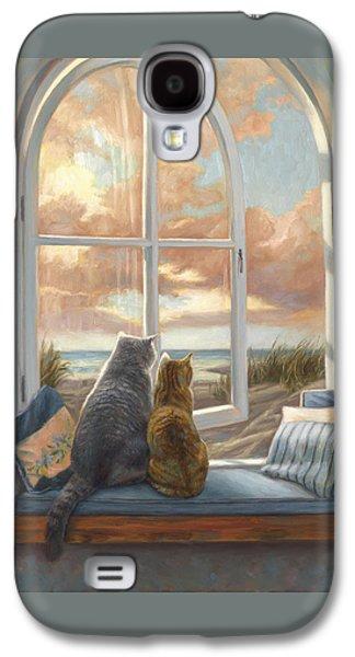 Enjoying Galaxy S4 Cases - Enjoying The View Galaxy S4 Case by Lucie Bilodeau