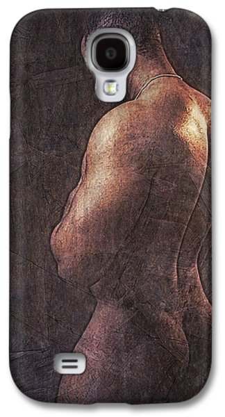 African-american Galaxy S4 Cases - Enlightenment 19 Galaxy S4 Case by Chris  Lopez