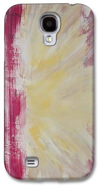 Torn Galaxy S4 Cases - Enter In II Galaxy S4 Case by Christine Nichols