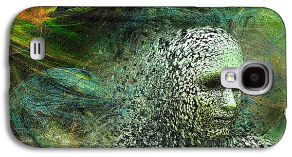 Entering A New Dimension Galaxy S4 Case by Michael Durst