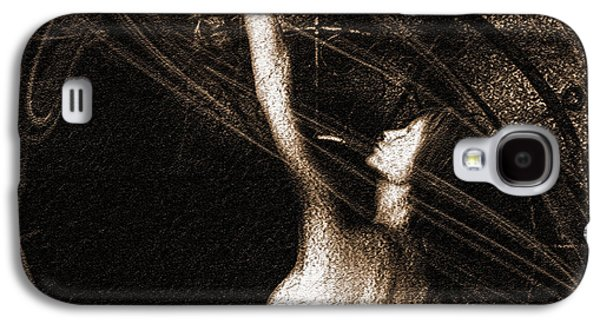 Inner Self Galaxy S4 Cases - Entities Touch Galaxy S4 Case by Bob Orsillo