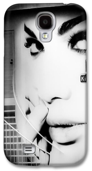 Entrance To A Woman's Mind Galaxy S4 Case by Karen Wiles