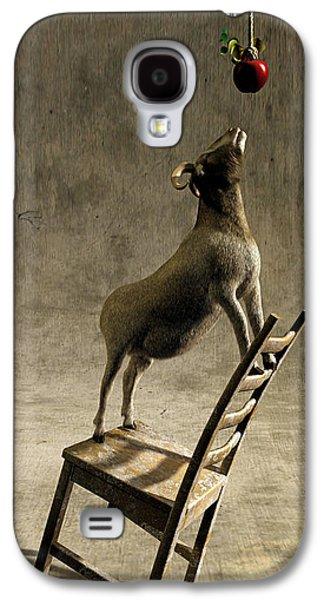 Chair Galaxy S4 Cases - Equilibrium Galaxy S4 Case by Cynthia Decker