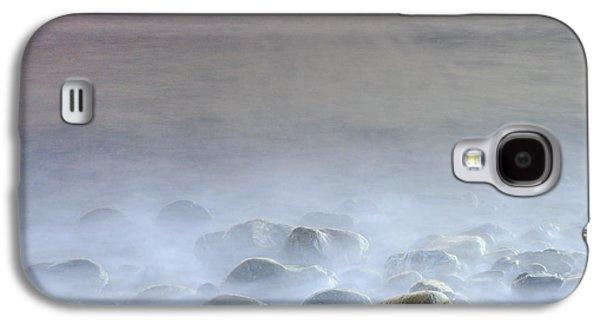 Beach Landscape Galaxy S4 Cases - Equilibrium Galaxy S4 Case by Guido Montanes Castillo