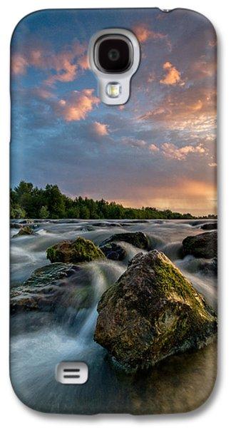 Landscapes Photographs Galaxy S4 Cases - Eriador Galaxy S4 Case by Davorin Mance