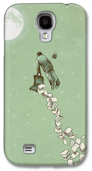 Escape Galaxy S4 Case by Eric Fan