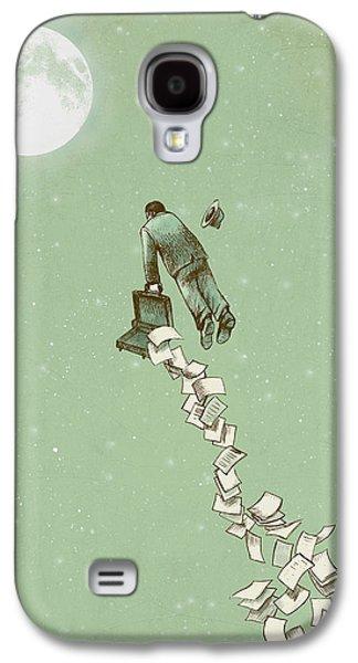 Escape Galaxy S4 Case by Eric Fan