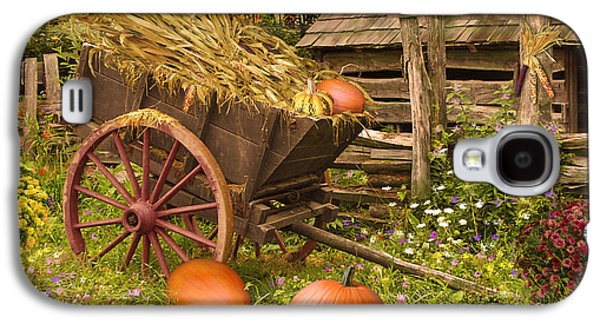 Essence Of Autumn  Galaxy S4 Case by Doug Kreuger