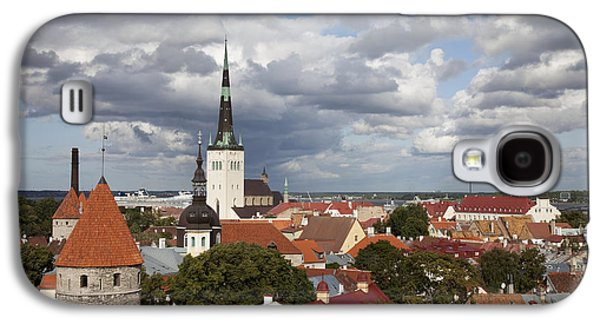 Tallinn Galaxy S4 Cases - Estonia, Tallin, Overview Of The Old Galaxy S4 Case by Tips Images