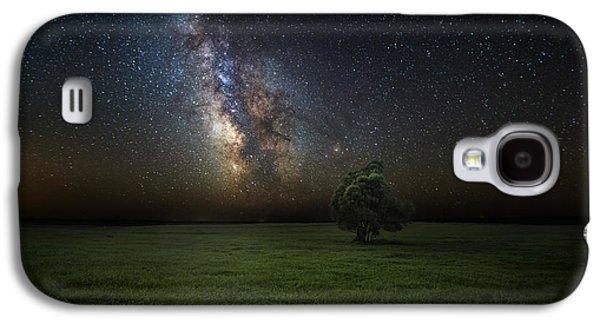 Lone Tree Galaxy S4 Cases - Eternity Galaxy S4 Case by Aaron J Groen