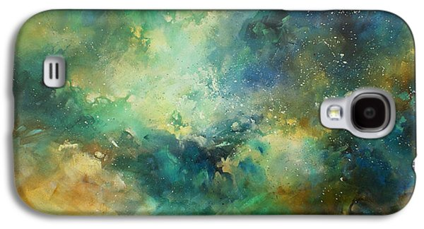 Recently Sold -  - Abstract Movement Galaxy S4 Cases - eternity Galaxy S4 Case by Michael Lang
