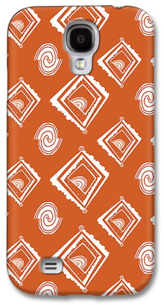 Bold Style Galaxy S4 Cases - Ethnic Window Galaxy S4 Case by Susan Claire